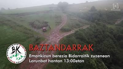 BAZTANDARRAK teaser