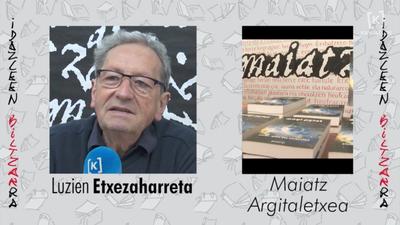 Idazleen Biltzarra - Maiatz argitaletxea