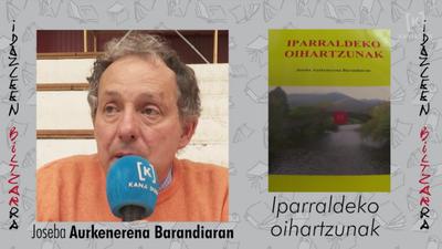 Idazleen Biltzarra - Joseba Aurkenerena Barandiaran