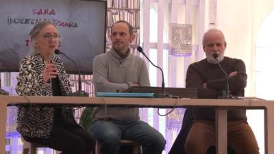 Idazleen Biltzarra 2019 - Nekatoeneako idazle egonaldiak