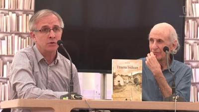 Srako Biltzarra 2019 - «Etxera Bidean » eta «Duvoisin kapitainaren malura»