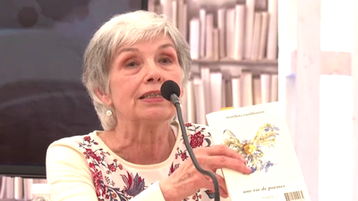 """Sarako Biltzarra 2019 - """"Olerki Bilduma/Une vie de poèmes"""" Marikita Tambourin"""