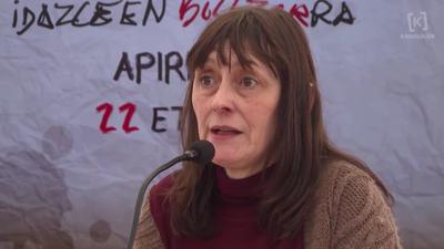 Idazleen Biltzarra 2019 - Euskal Idazleen Elkartearen aurkezpena
