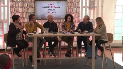 Idazleen biltzarra 2019 - Nola sustatu euskarazko literatura?