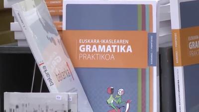 """Sarako Idazleen Biltzarra 2018: Peio Etxeberri-Aintxart """"Gramatika Praktikoa"""""""