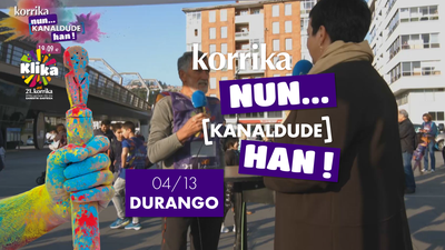 Korrika Nun Kanaldude Han: Donostia