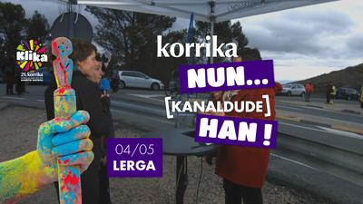 Korrika Nun Kanaldude Han: Lerga