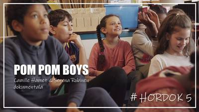 HORDOK #5 Pom pom boys