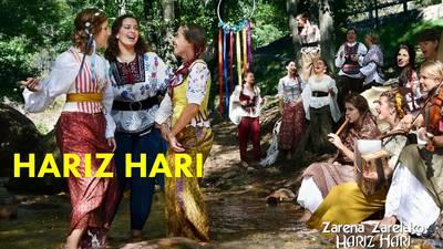 """""""Hariz Hari"""" Zarena Zarelako taldearen eskutik"""