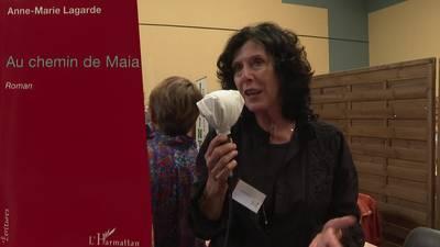 IDAZLEEN BILTZARRA 2020 - Anne-Marie Lagarde - Au chemin de Maia