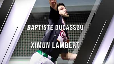 Eskulari Pro 2020 - Final erdiak : Baptsiste Ducassou VS Ximun Lambert