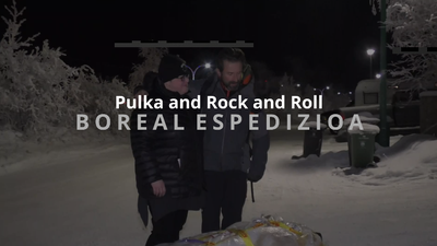 Boreal Espedizioa - Pulka and Rock and Roll