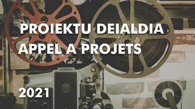 2021eko proiektu deialdia | Appel à projets 2021