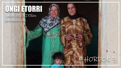 HORDOK#3 ONGI ETORRI