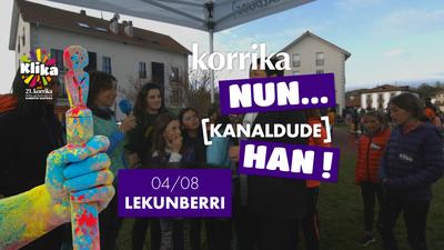Korrika Nun Kanaldude Han: Lekunberri