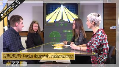 Zuzenean Zure Esku #2.10 - Euskal ikasketak unibertsitatean