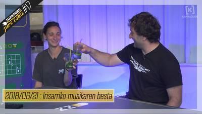 Zuzenean Zure Esku #17 - Musikaren besta Irisarrin